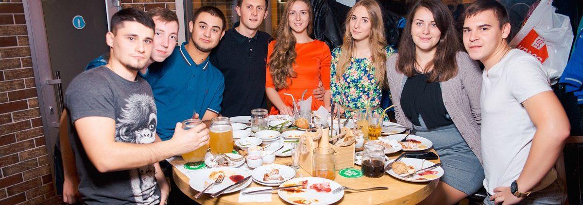 07 октября чураско бар - smile day Пушкинская фото