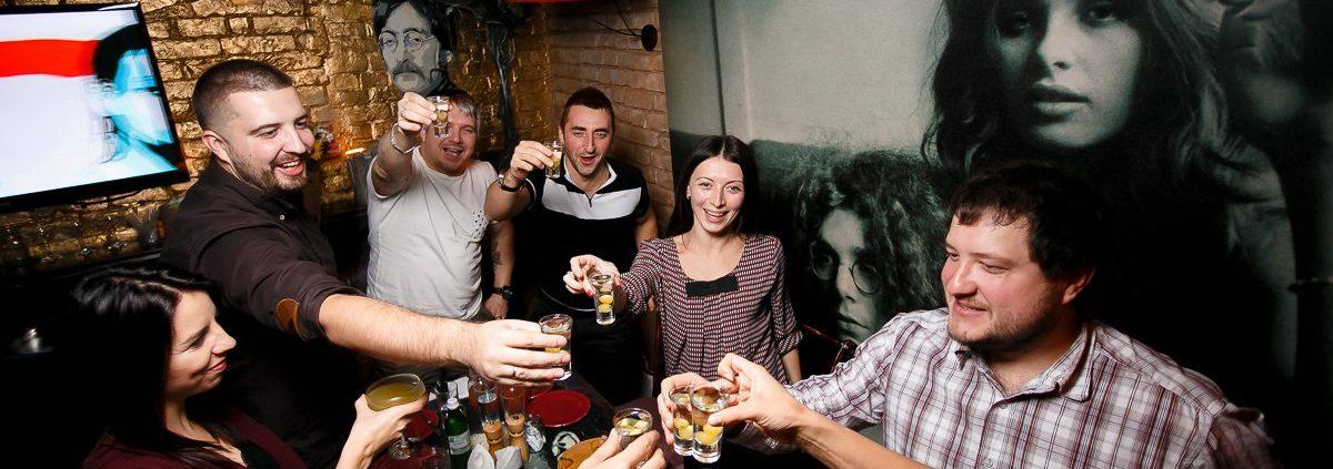 москвич бар фотоотчет 10 октября