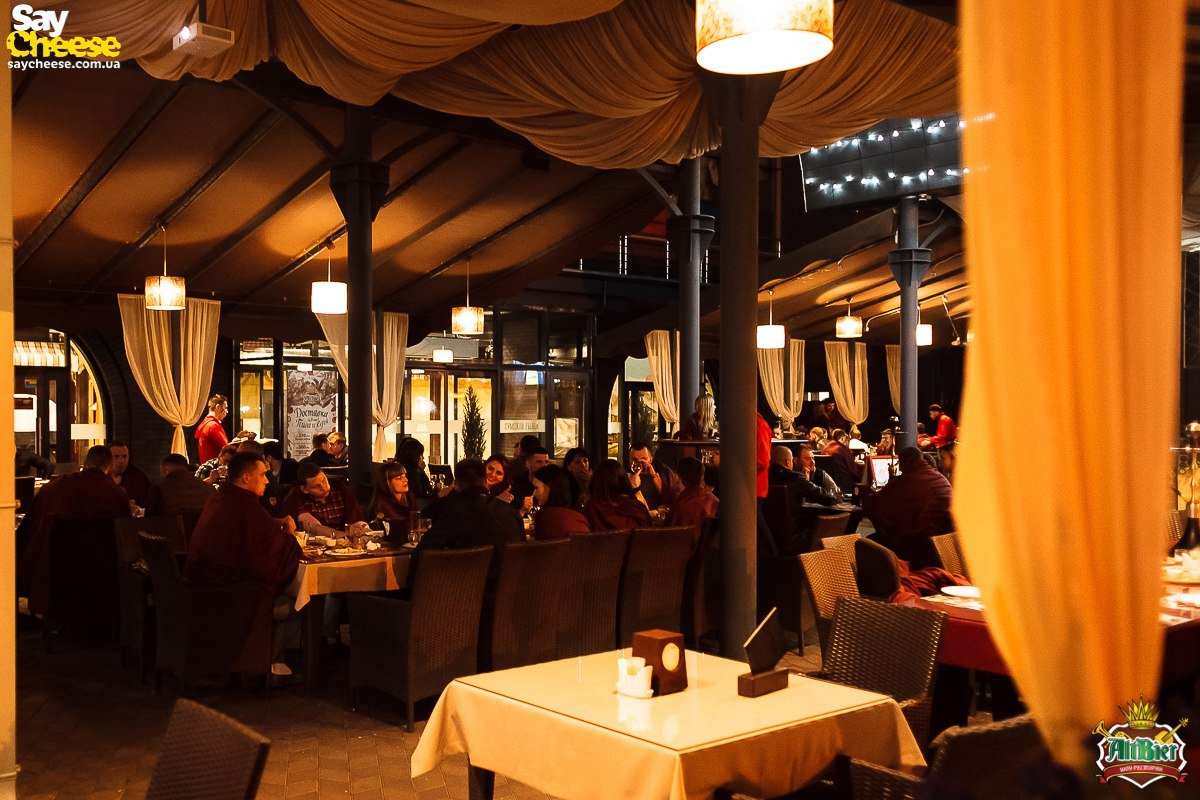 Шоу-ресторан AltBier