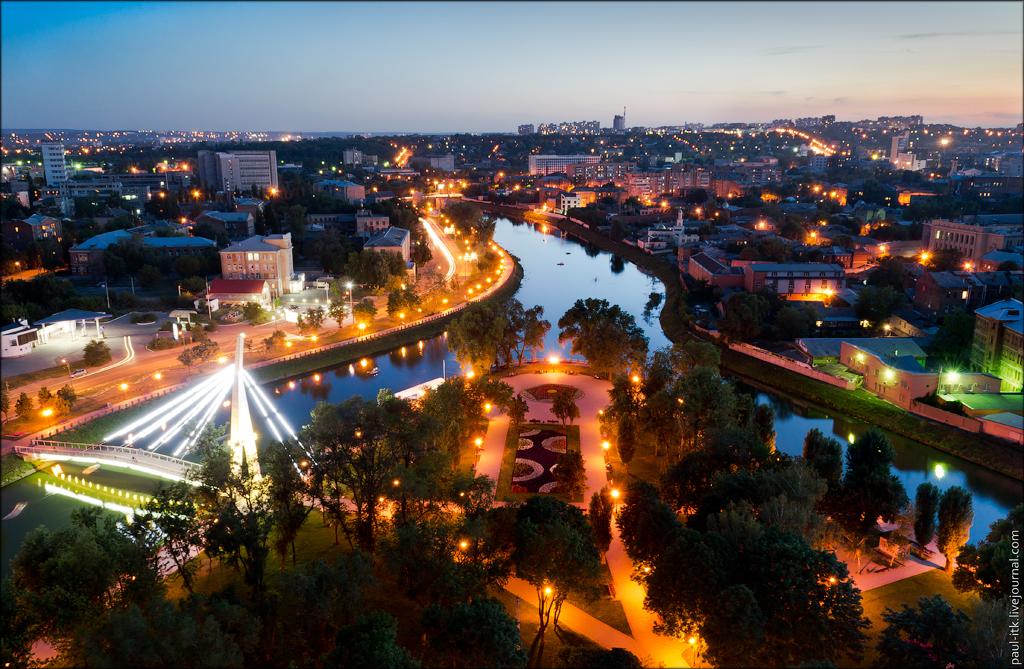 фото города харьков