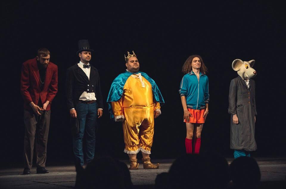Театр абсурда Воробушек 1