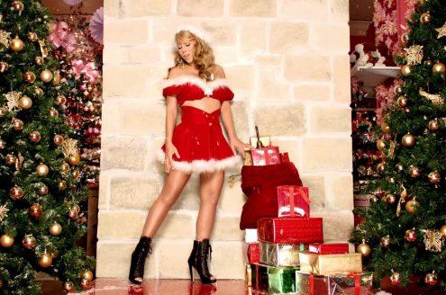 Рождественские и новогодние клипы