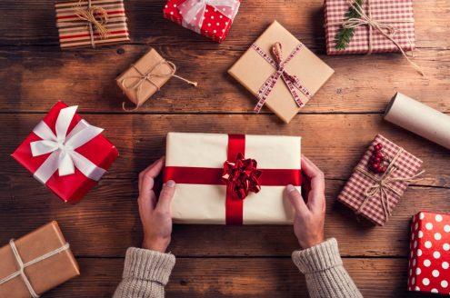 Что подарит на Новый год