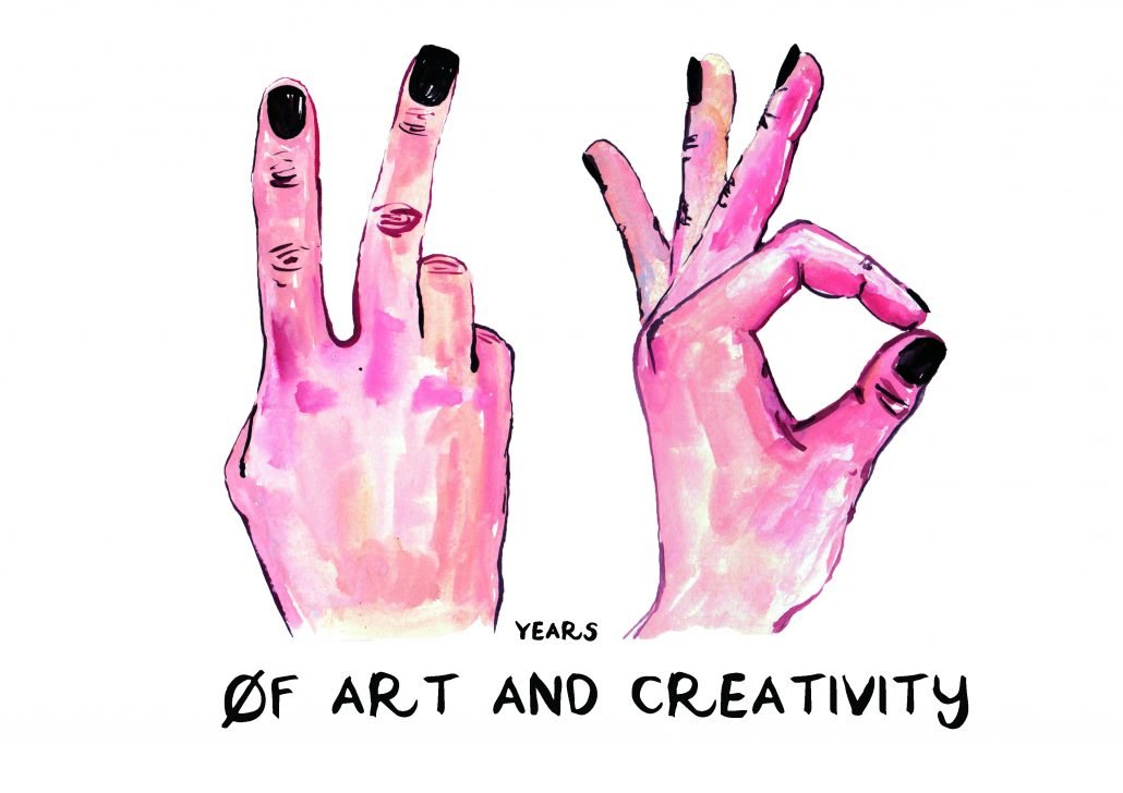 20 years of art and creativity