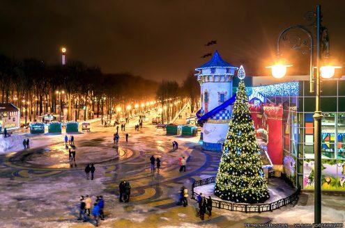 Рождество в Харькове