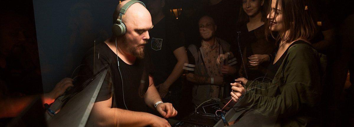 Культура звука вечеринка 2