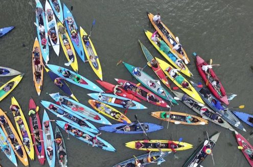 Водный фестиваль Харьков