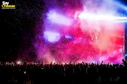 Музыкальные фестивали в Украине 2018