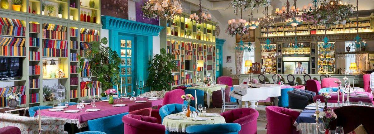 Необычные рестораны Харькова