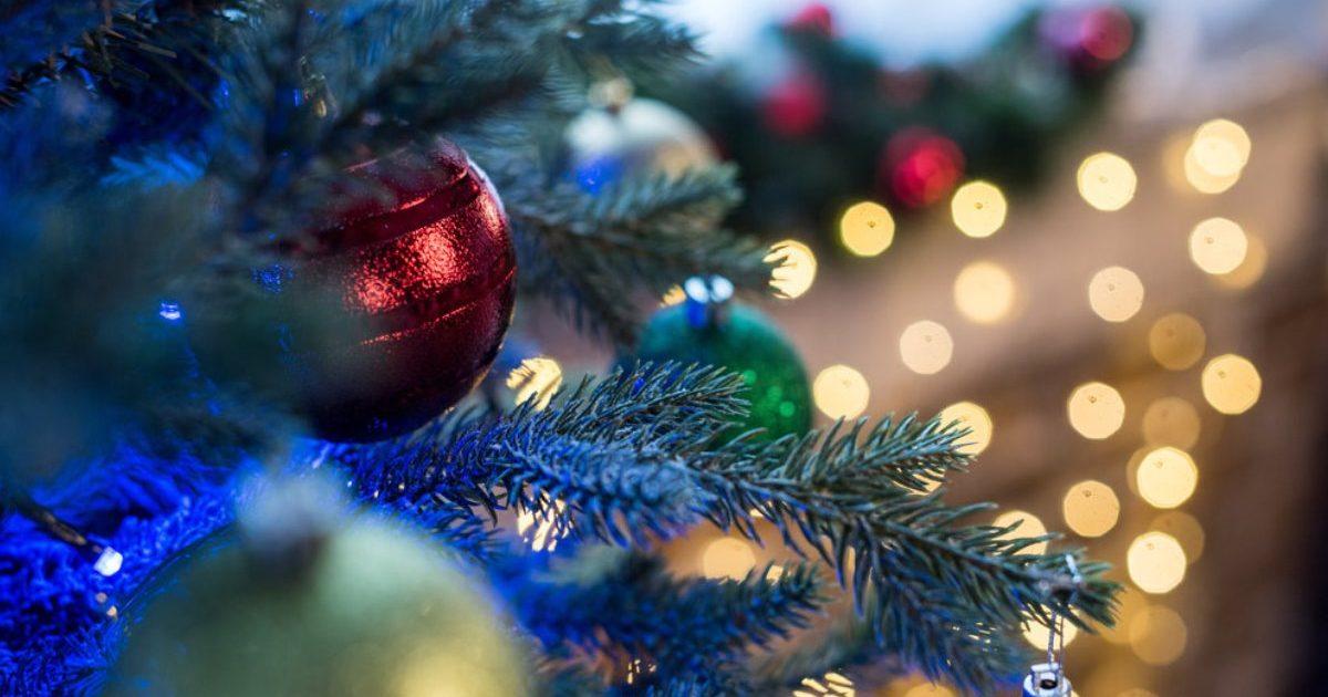 Открытие новогодней елки в Харькове 2019