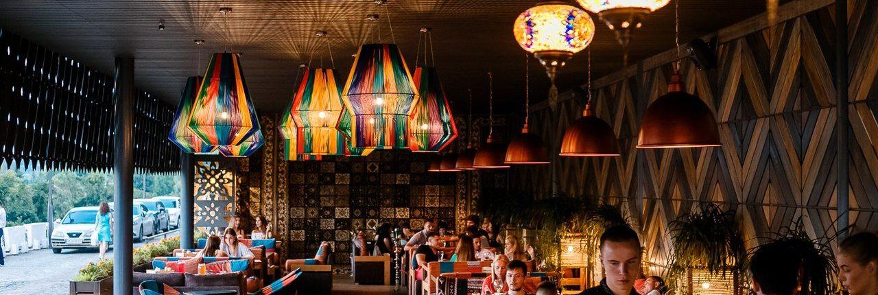 Восточные рестораны Харькова