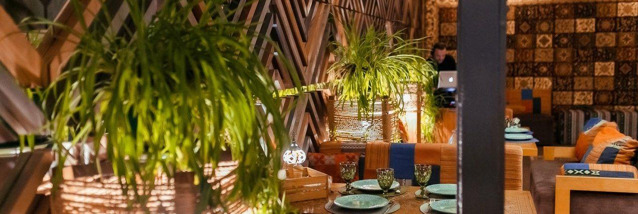 Рестораны с восточной кухней в Харькове