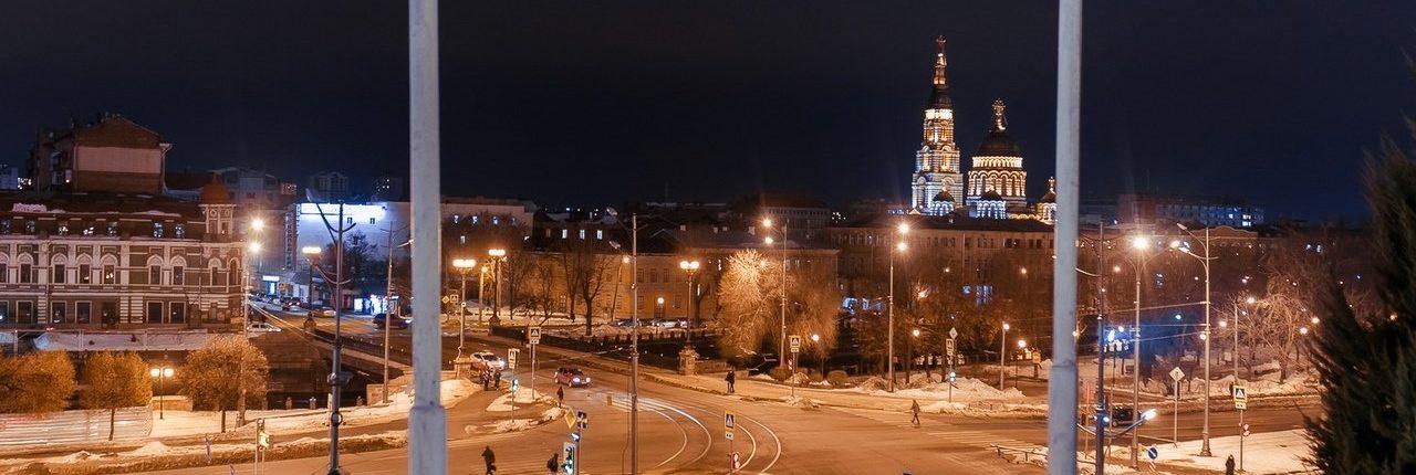 Рестораны с панорамным видом в Харькове