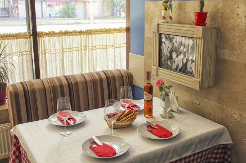 Рестораны Харькова с домашней атмосферой. Траттория