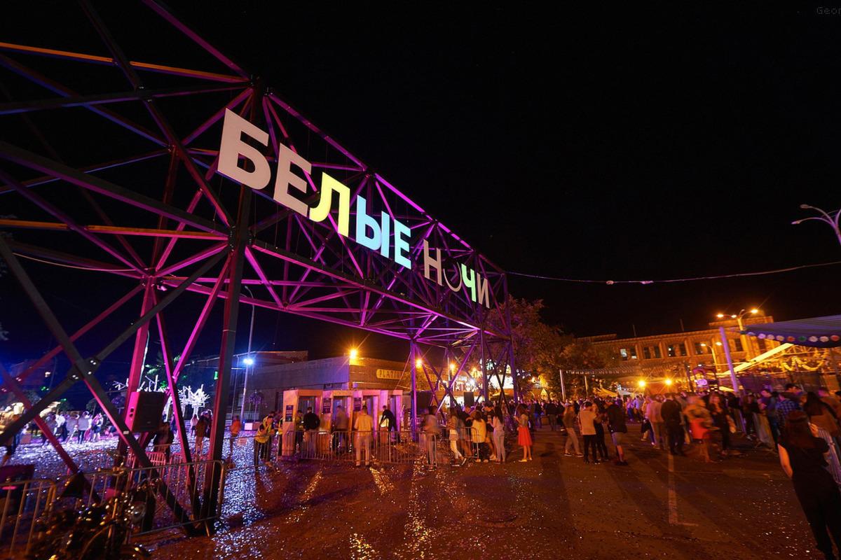 Белые ночи в Киеве