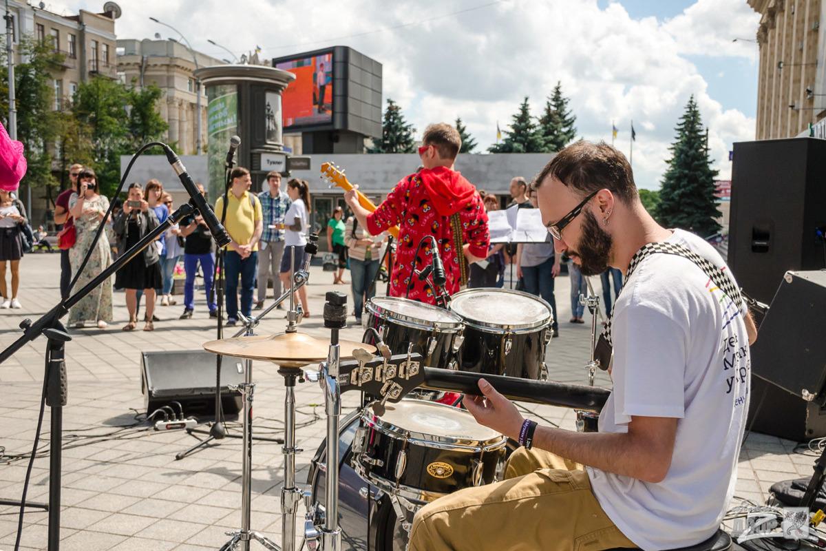День музыки в Харькове