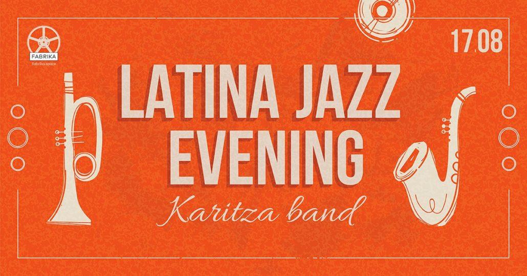 Latina jazz evening в Харькове