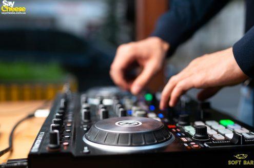 Проект DJ STREAM