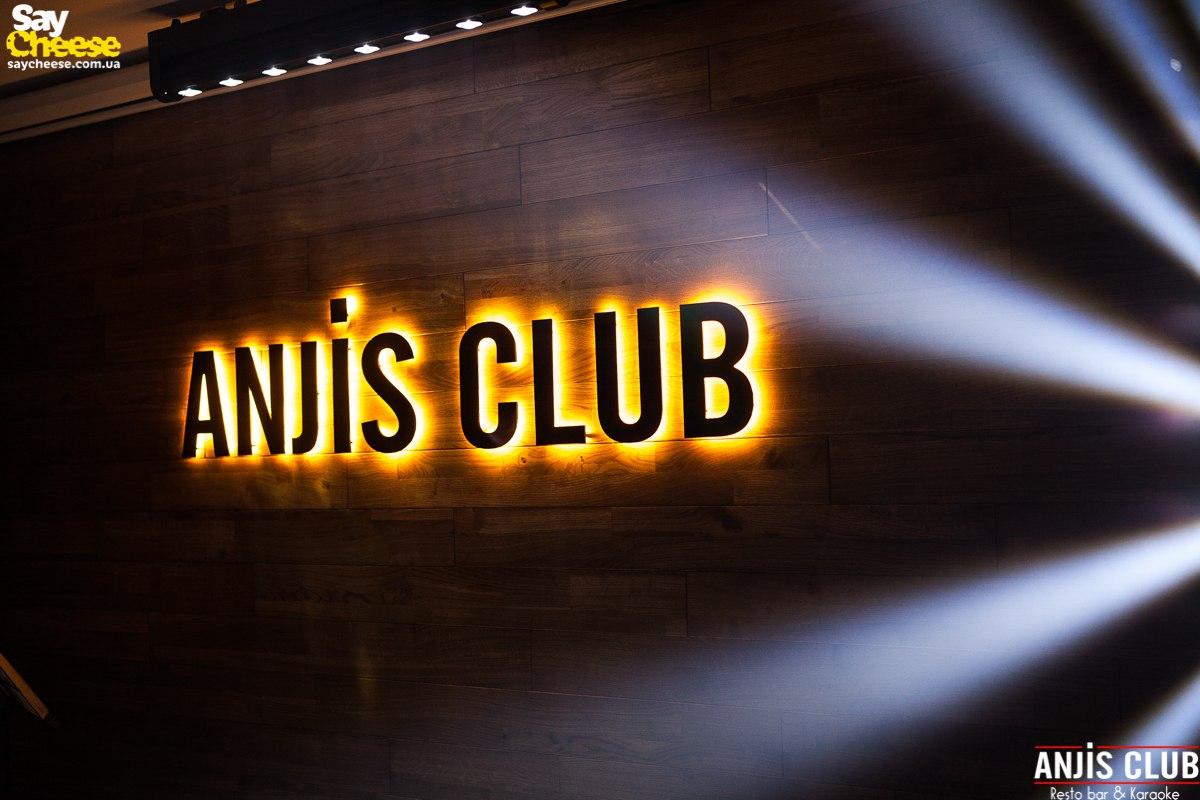 Anjis Club — Saycheese