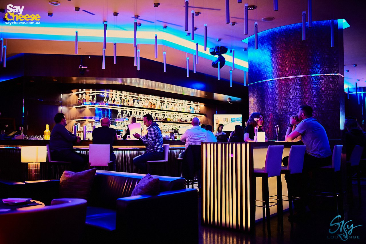 Sky Lounge — Saycheese