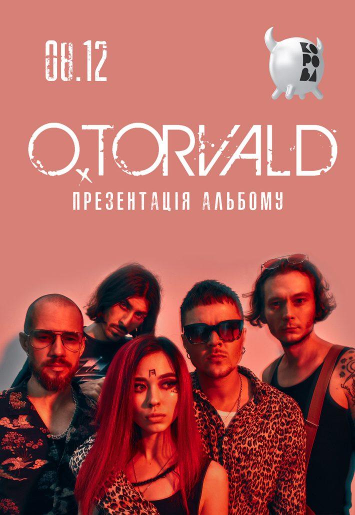 O.Torvald в Харькове