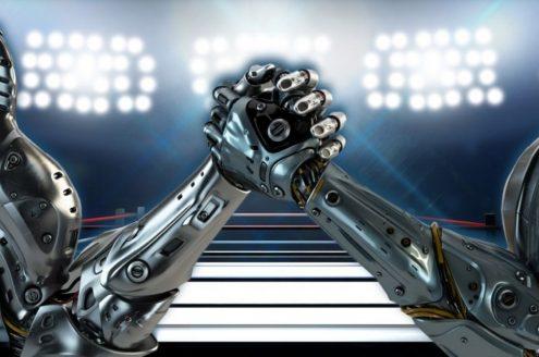Выставка Парад Роботов на Механике
