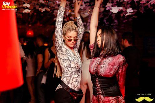Клубные вечеринки в Харькове