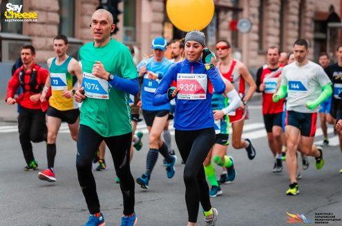 Онлайн-марафон Харьков