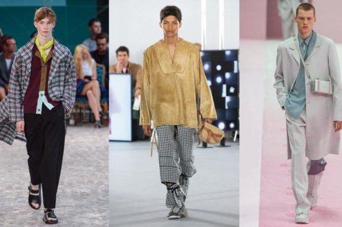 модные мужские куртки 2020