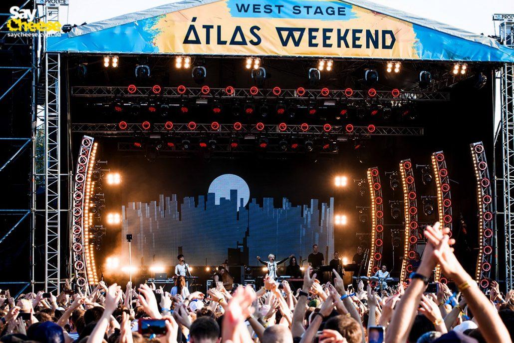 Atlas Weekend переносят