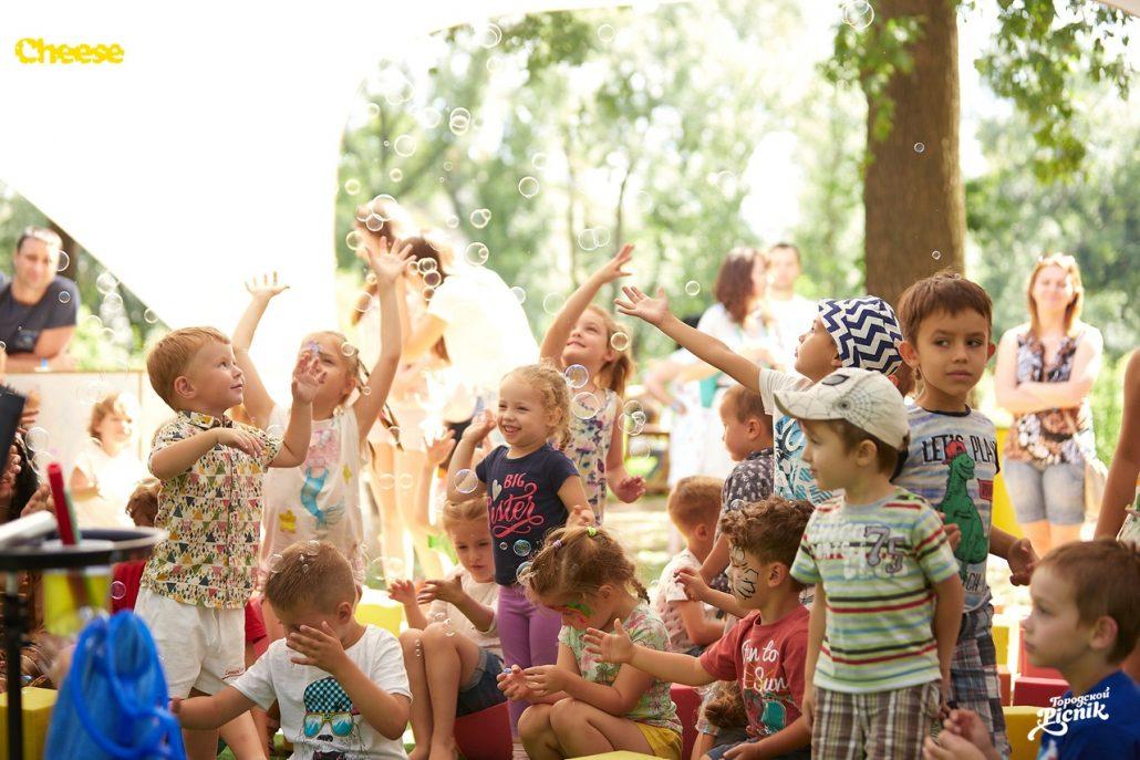 День защиты детей — акция #станькумиром