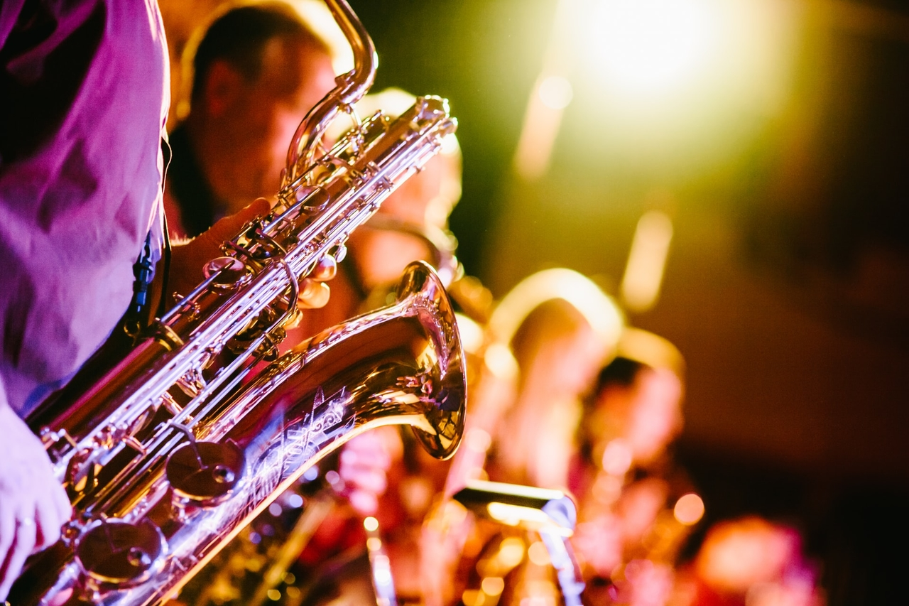 джаз под открытым небом в Харькове