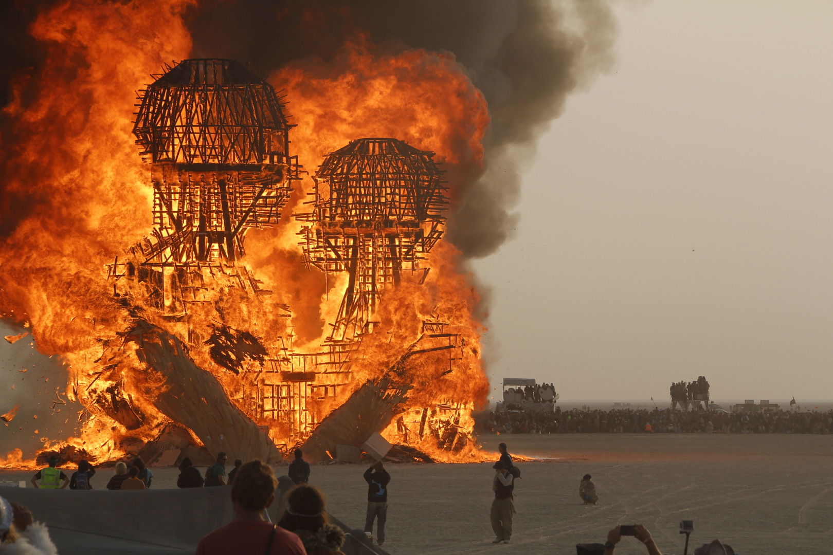 храм Burning Man