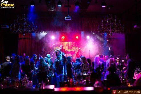Fat Goose Pub Харьков фотоотчет Saycheese 31.12