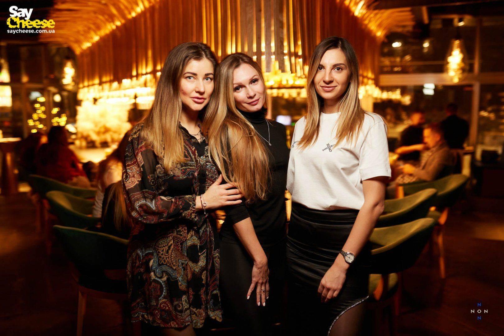 Ресторан NON Харьков фотоотчет Saycheese 29.01