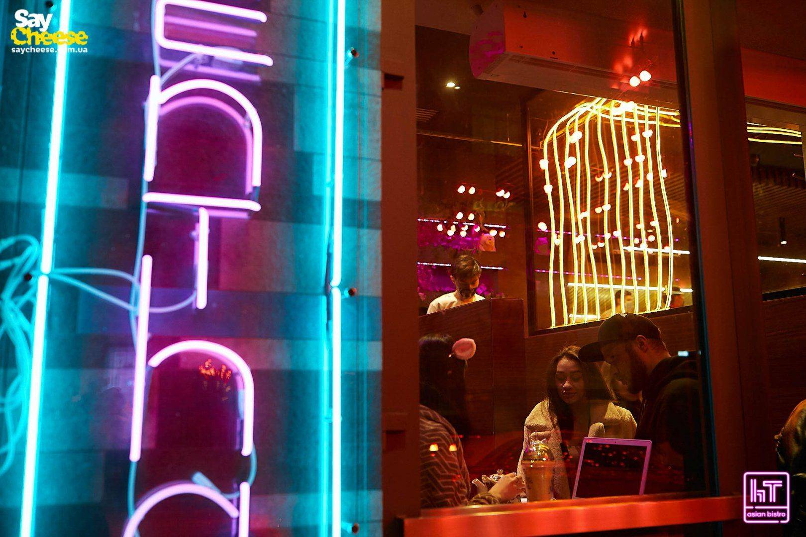 Ресторан Hen Thai Харьков Saycheese
