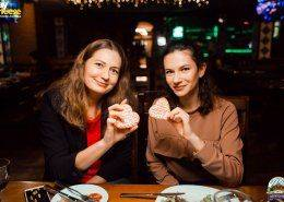 Ресторан Харитоновъ Харьков фотоотчет Saycheese 14.02