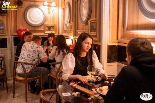 Ресторан Париж Харьков фотоотчет Saycheese 13.02
