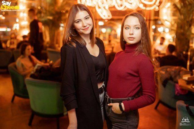 Brilliant Bar Харьков фотоотчет Saycheese 12.03