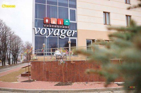 Voyager Харьков фотоотчет Saycheese 14.03