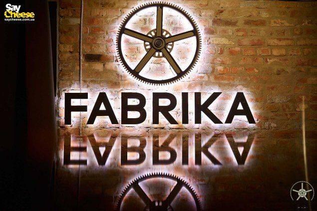 Бар Фабрика Харьков фотоотчет Saycheese 27.03