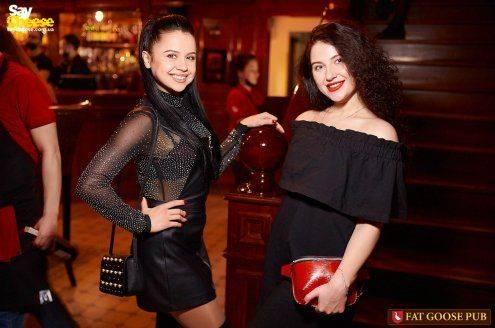 Fat Goose Pub Харьков фотоотчет Saycheese 8.03