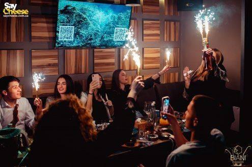 Biani Champagneria Харьков фотоотчет Saycheese 24.04