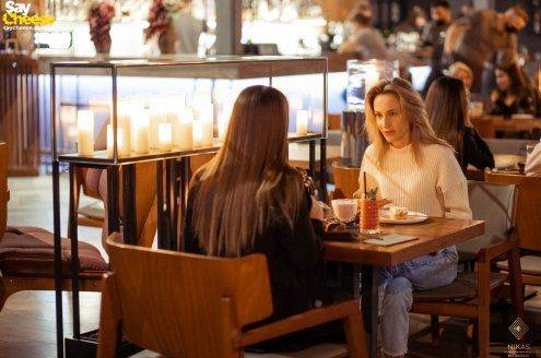 Nikas Restaurant Харьков фотоотчет Saycheese 07-05