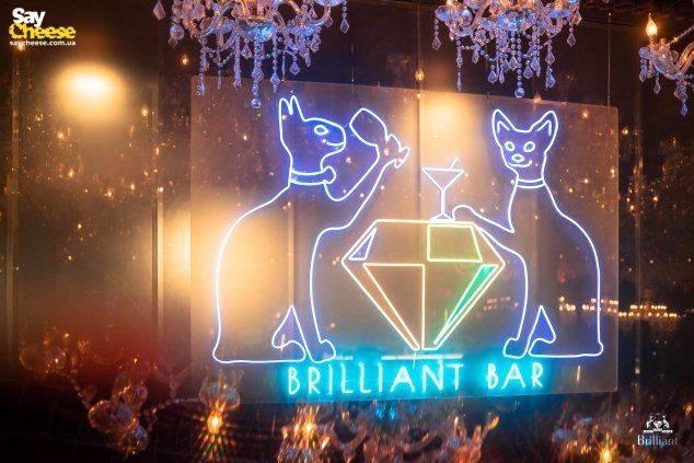 Brilliant Bar Харьков фотоотчет Saycheese 21-05
