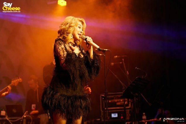Arizona Place — Концерт Любови Успенской Харьков фотоотчет Saycheese