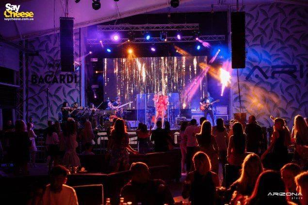 Arizona Place — Концерт Аллы Добкиной в Харькове фотоотчет Saycheese