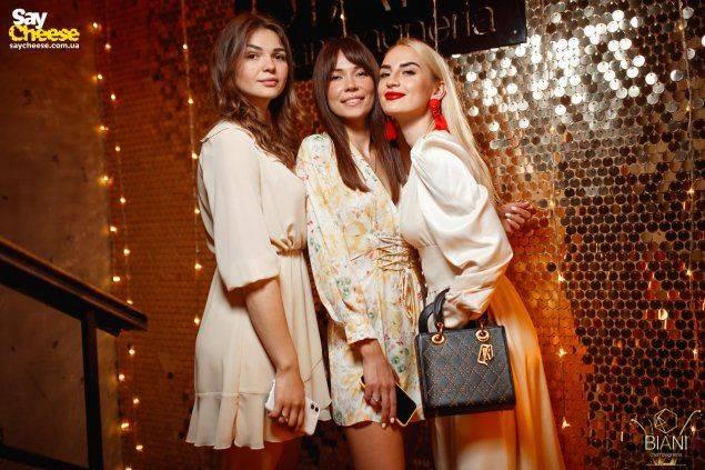 11-06 Biani Champagneria Харьков фотоотчет Saycheese