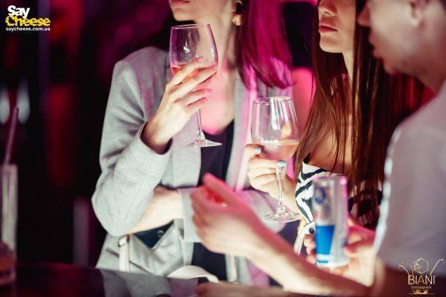 19-06 Biani Champagneria Харьков фотоотчет Saycheese
