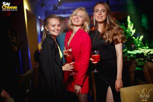 Biani Champagneria Харьков фотоотчет Saycheese 29-05